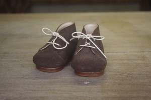 memorial shoes (BROWN)