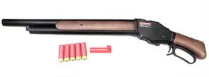 S&T M1887 ソードオフ ガスガン