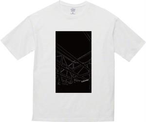 鉄骨ビッグTシャツ