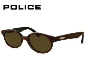 ポリス ヴィンテージ サングラス 1258-u67 police レトロ 訳あり メンズ オーバル UVカット