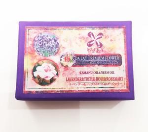 タマヌ石鹸(ラベンダー&ニーム配合)