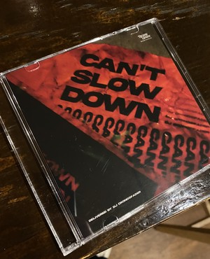 CRONOSFADER / Can't Slow Down(MIX CD)