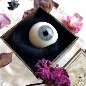 すみれ咲く夜の義眼