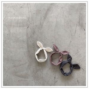 【予約販売】dot wrinkle headband〈nunubiel〉