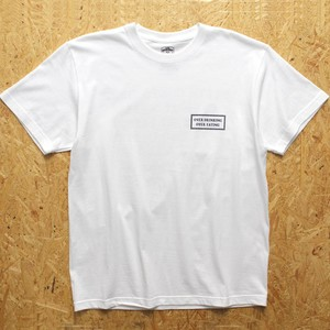 GMPD OVER DRINKING  Tee White