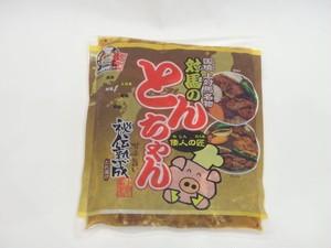 とんちゃん500g【株式会社タケスエ】