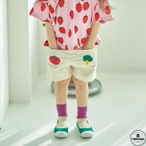«予約» tomato short pants トマト&ブロッコリー パンツ