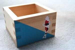 Cube Koi 錦鯉(ブルー)