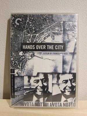 【dvd】HANDS OVER THE CITY/フランチェスコ・ロージ (francesco rosi)