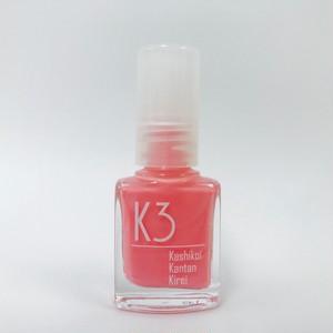 K3ネイル 01 ピンク