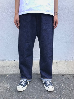 【ordinary fits】FARMERS 5P DENIM one wash/OM-P108OW