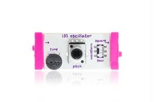 littleBits I31 OSCILLATOR リトルビッツ オシレーター【国内正規品】