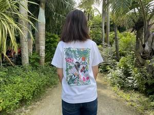 ガーデン水牛Tシャツ