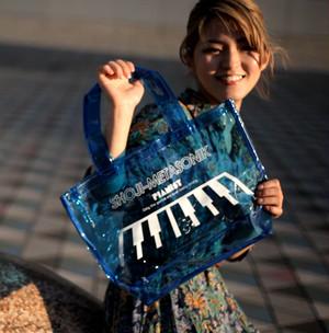 SHOJI-METASONIK BAG ネオンブルー
