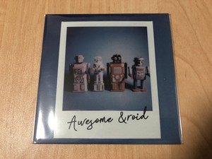 awesome &roid / EP