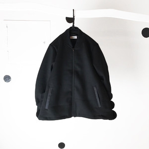 DOUBLE KNIT WAVE JACKET / LL
