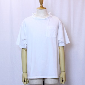 "SALE! 20%OFF! NAPRON(ナプロン) ""DOUBLE NECK T-SHIRT"""