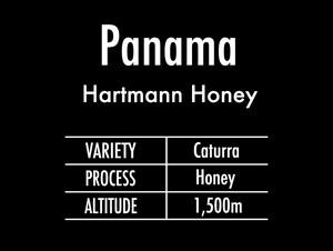 パナマ・ハートマン ハニー 100g