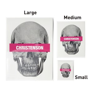 CC Skull Sticker L