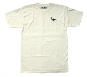 ANTIHERO BASIC PIGEON TEE CREAM M Tシャツ アンチヒーロー