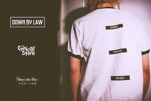 """""""Down By Law""""T-shirt"""