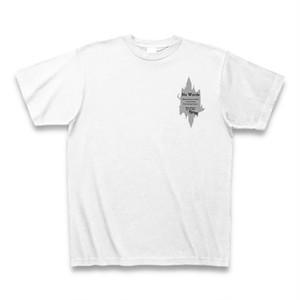 Live Tour 2017「VECTOR」 Tシャツ(No Words ホワイトミニロゴ)