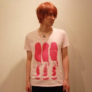 Tシャツ ~蟻んこ~ (ピンク) -2016.2.6 サイン入り-