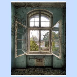 洋館の窓 【ハンガー付き】