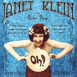 CD「Oh!/ジャネット・クライン」