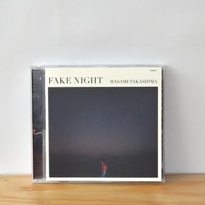 【SALE】MASAMI TAKASHIMA / FAKE NIGHT / CD