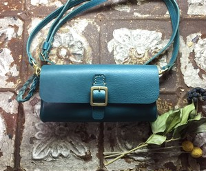 wallet bag (turquoise)