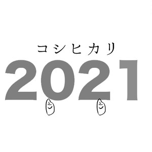 【新米】農薬化学肥料不使用の石川県産コシヒカリ 2kg 2021年