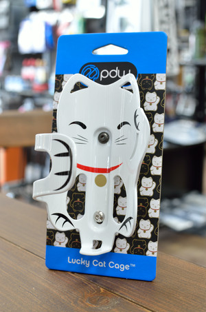 "PDW ""Lucky Cat Cage"" White"