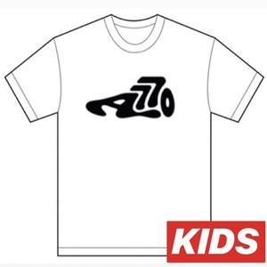 AOKICKS KIDS big logo T-shirt (white)