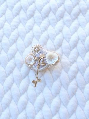 春を待つ木キット(ホワイト)