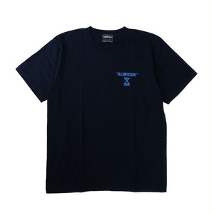 Online Store限定カラー【HELLOWPRESSURE S/S TEE】black