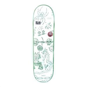 Baker skateboards / T-Funk Lunacy Deck 8.3875
