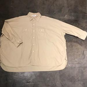 ARTE POVERA (アルテポーヴェラ)ドルマンワイドシャツ