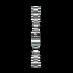 W.MT WATCH 3-Link BRACELET for SEA DIVER (for OLD CASE only)