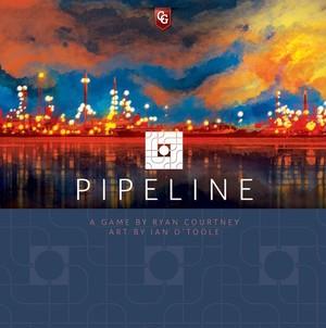 (予約商品 2019年5月入荷予定)パイプライン(Pipe Line) 日本語ルール付き