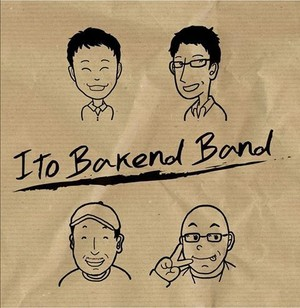 Ito Bakend Band  1st.album