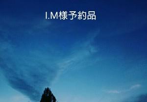 【I.M様ご購入予約品】