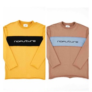 【SKIN 18AW】NOFUTURE Long Sleeve Shirts