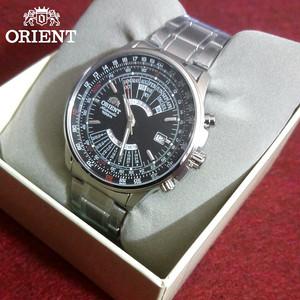 ◇オリエント自動巻腕時計◇万年カレンダー[SEU07005BX]◇海外モデル