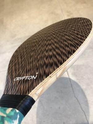 【軽量】CRYPTON Wood Racket