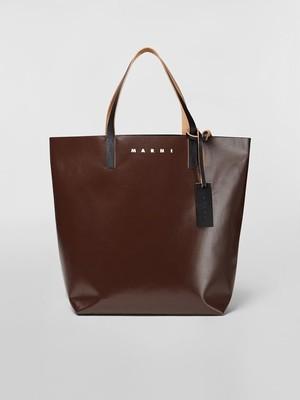【MARNI】PVCショッピングバッグ