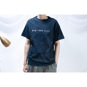 NYC embroidery T-shirt