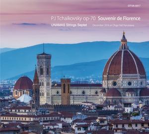 P.I.Tchaikovsky op-70 Souvenir de Florence「フイレンツェの思い出」