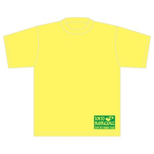 SHOW GUY GENNEKI SOUND Tシャツ / ライトイエロー