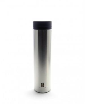 SEVEN SEVEN (セブンセブン) tsutsu tumbler (ツツ タンブラー) ステンレス真空ボトル・タンブラー (ステンレスシルバー) 【500ml】